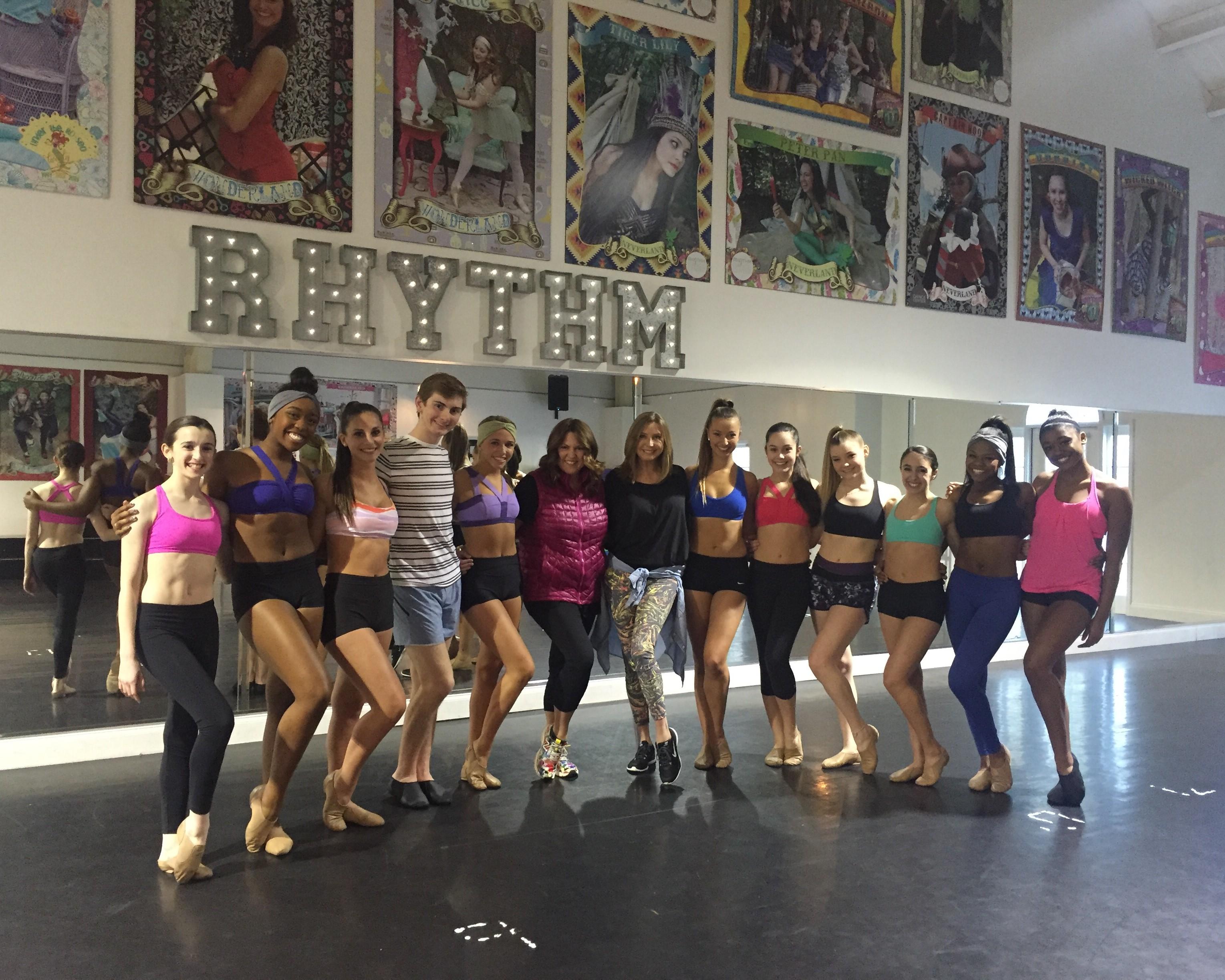Dance Teacher Mag Photo Shoot!