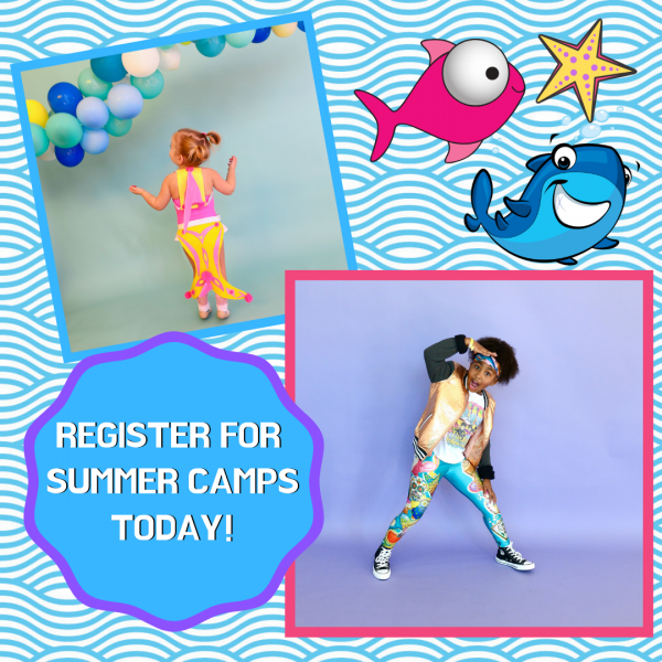 Summer Camp registration is o-FISH-cially underway! Hurry before early discounts expire or your favorite camp fills up!
