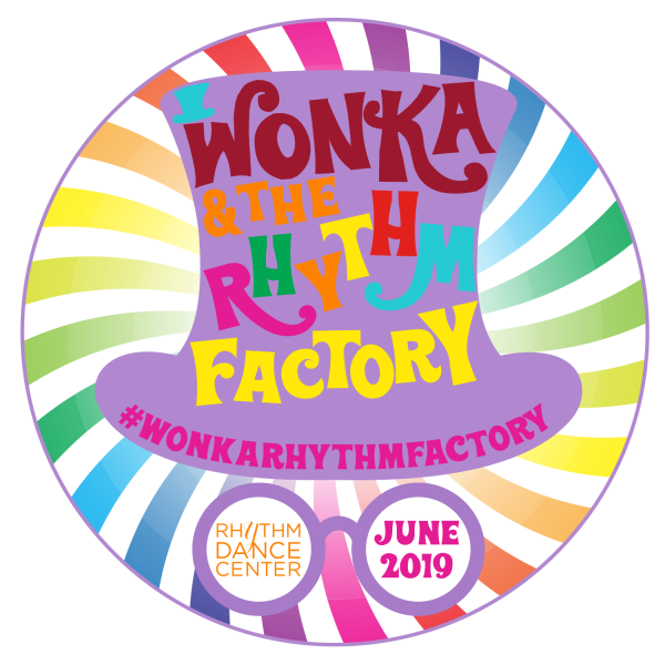 Excited to announce our 2019 Year-End Show...Wonka and The Rhythm Factory